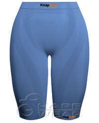 Zoned Compression Short Ladies hellblau