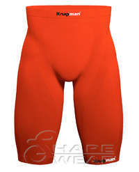Zoned Compression Short USP oranje