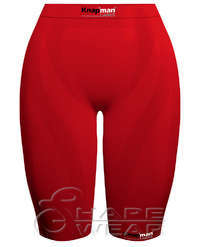Zoned Compression Short Ladies rot